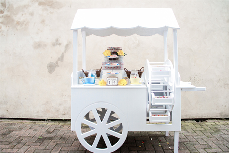 Sweetie cart